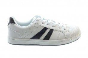 Witte Sneaker Fashion