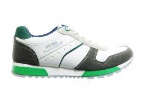 Witte Sneakers Heren