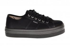 Zwart Sneaker Plateau