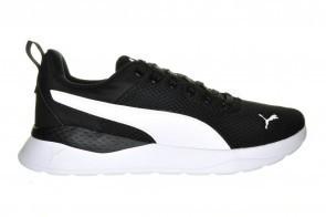 Zwart Sportieve Sneaker Puma Veters