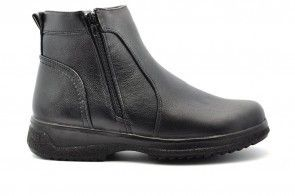 Zwarte Herenbottines Heren