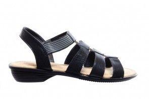 Zwarte Sandalen Dames