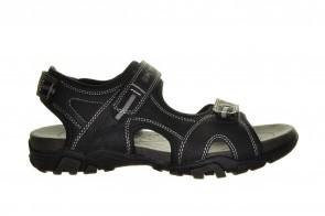 Zwarte Sandalen Heren Bm