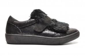 Zwarte Sneaker Sprox Fur