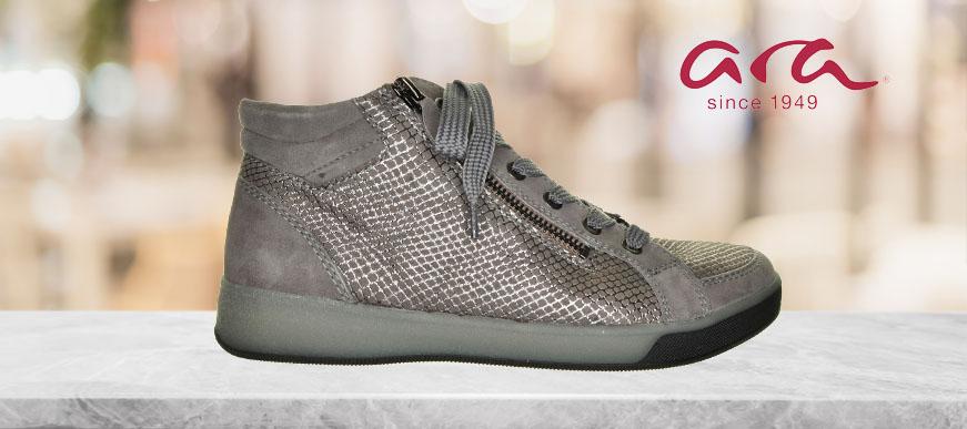 Ara sneakers of Laarzen voor een geweldig comfort